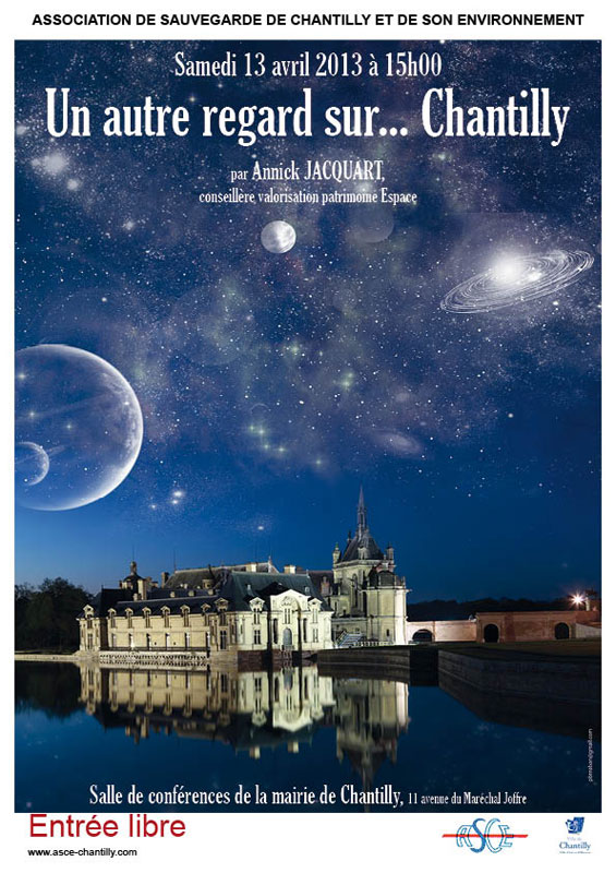 Un autre regard sur… Chantilly