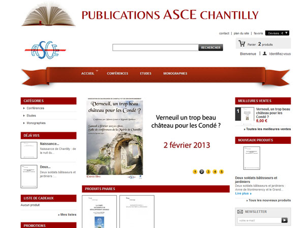asce chantilly
