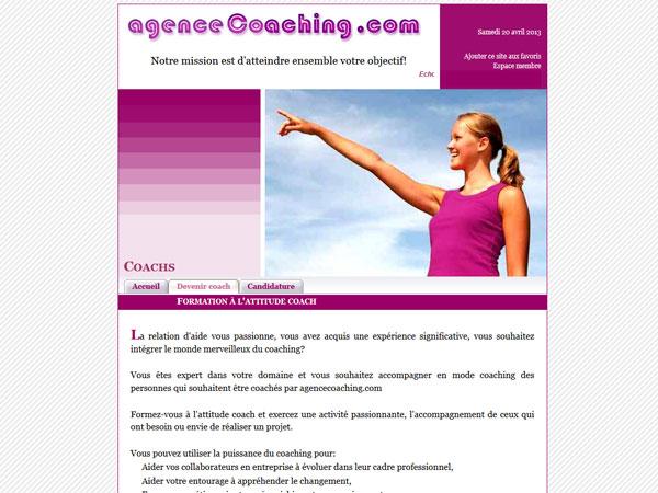 Agence coaching