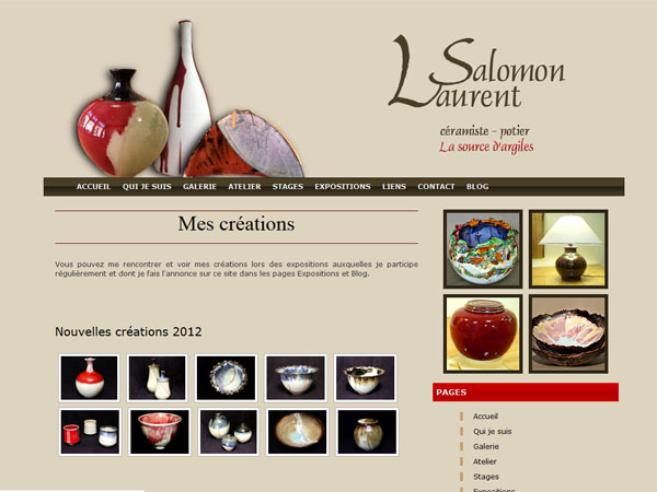 Laurent Salomon